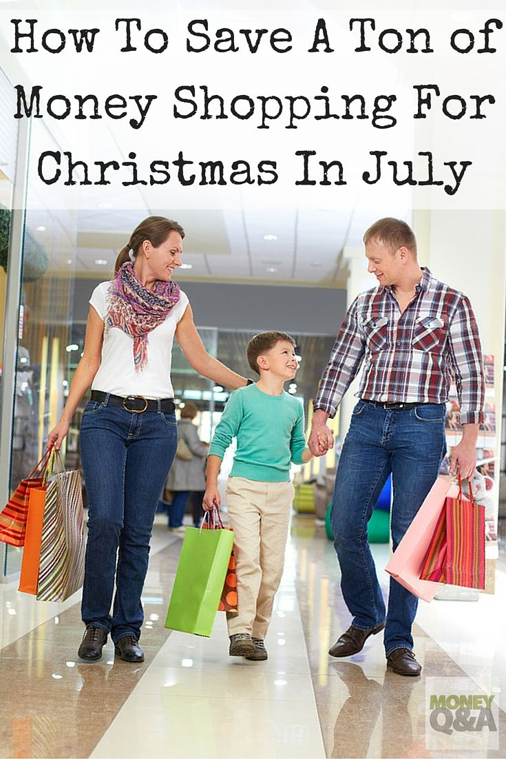 If you haven't done so already, now is the time that you should start thinking about your Christmas gift-giving plan to your friends and family. Christmas in July has many benefits that you can take advantage of in order to save money on holiday gifts.