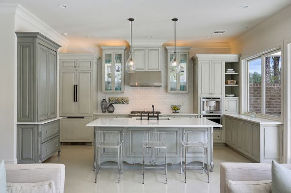 kitchen seat kitchens blue beautiful cabinet beach window coastal cabinets cottage countertops marine island idea with style granite and designing white pictures