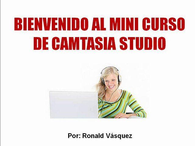Razones para conocer y usar Camtasia Studio