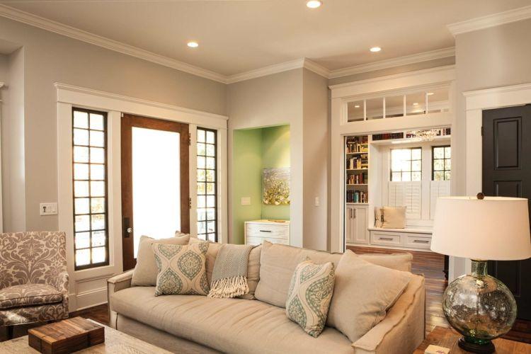 Wohnzimmer renovieren aber wie – Ideen für eine neue Raumwirkung ...