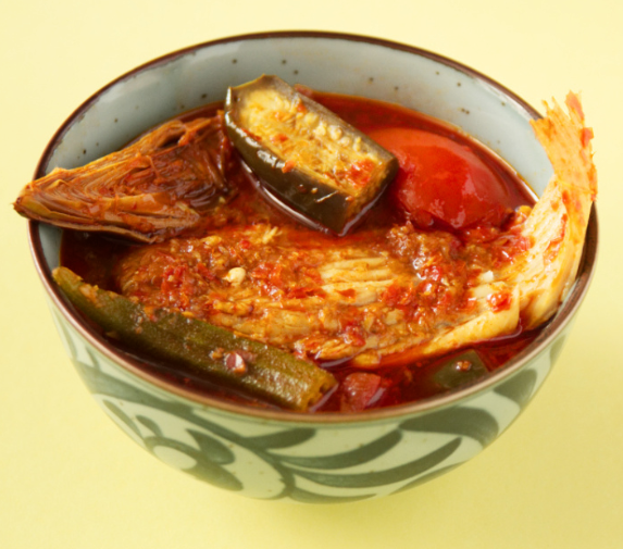 DELICIOUS FISH IN ASSAM PEDAS CURRY - Genesis Kitchen