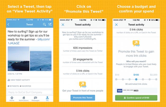 Three reasons to use quick promote on mobile - http://dmbox.pro/1zl482x via @TwitterSmallBiz #smallbiz