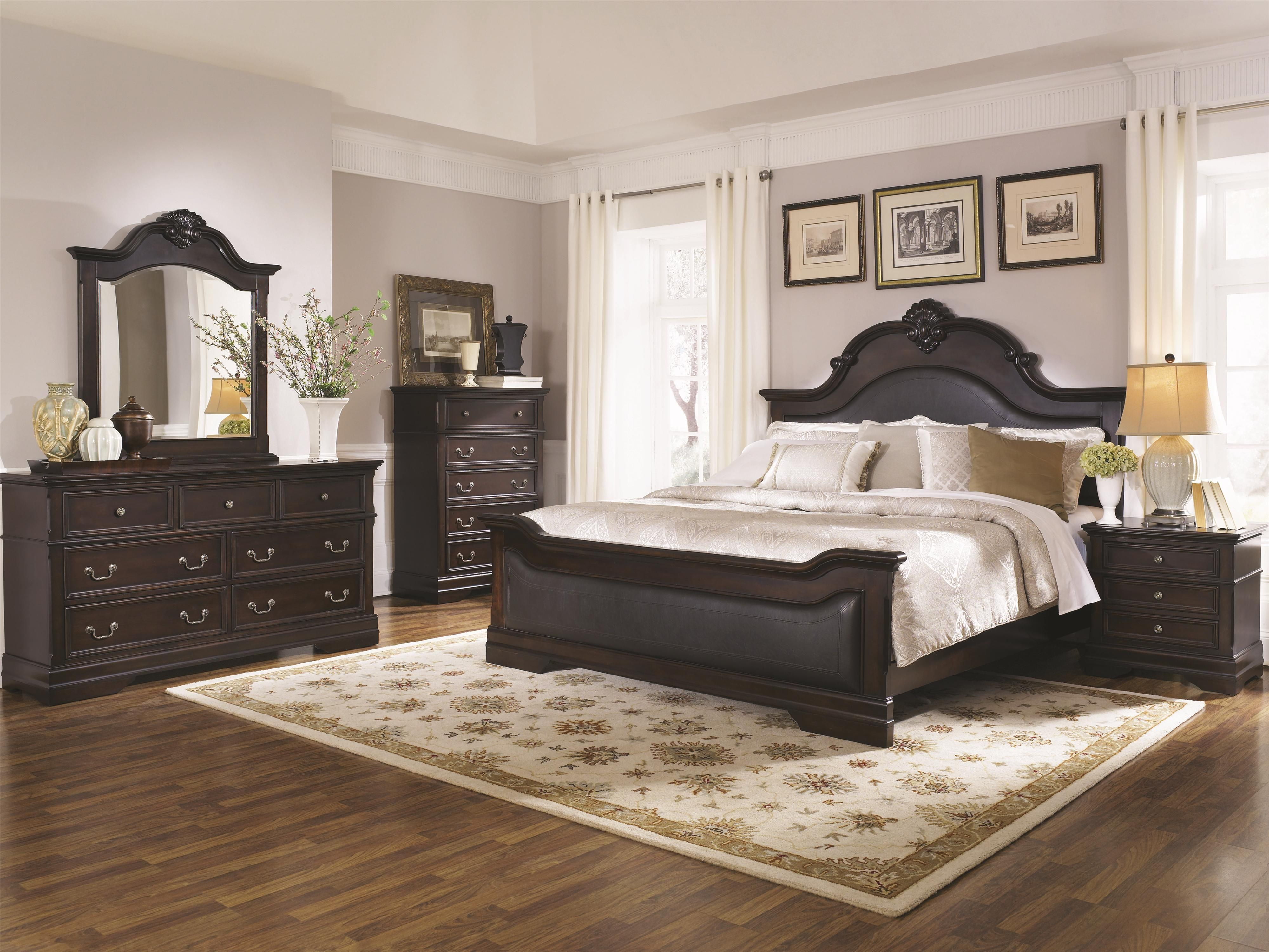 Cambridge King Bedroom Group By Coaster Bedroomfurnitureleeds