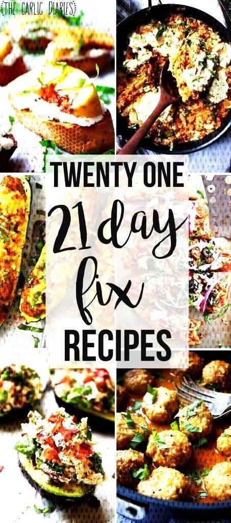 Twenty One 21 Day Fix Recipes | The Garlic Diaries | Bloglovin' - Twenty One 21 Day Fix Recipes