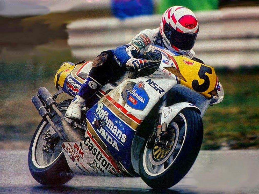 Gardner 92 Moto Sportive Velo De Course Gp Moto