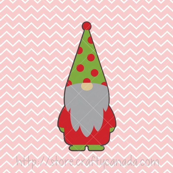 Christmas Gnome Svg.Nordic Gnome Svg And Png Gnome Svg Gnome Clipart