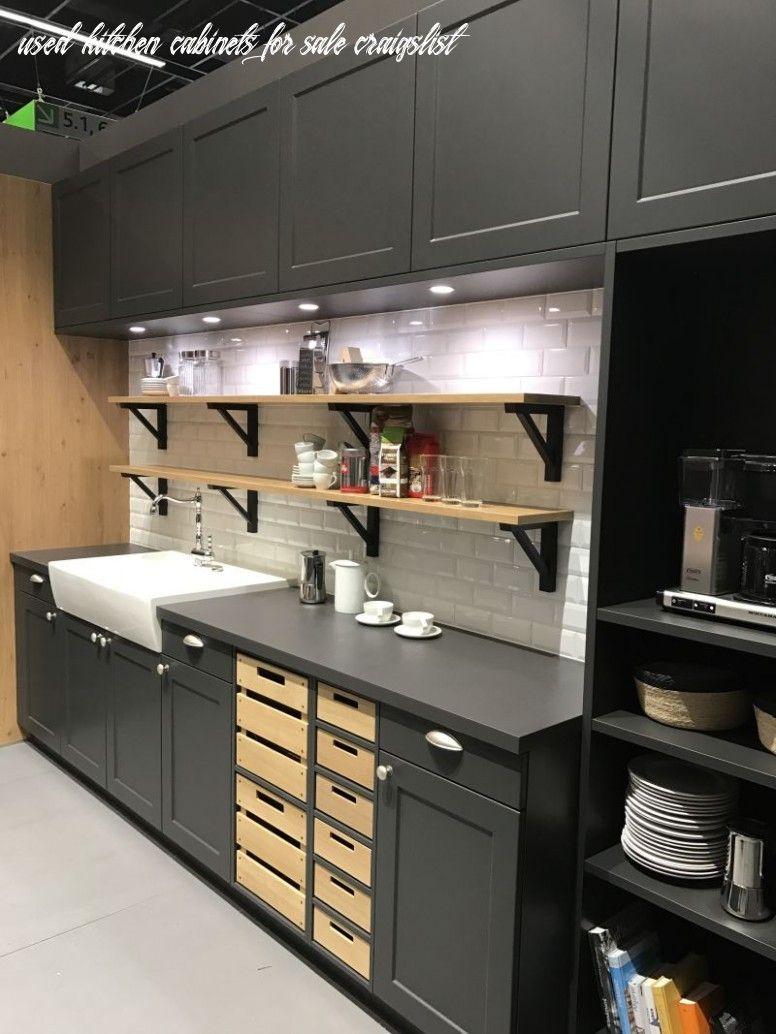 10 Used Kitchen Cabinets For Sale Craigslist En 2020