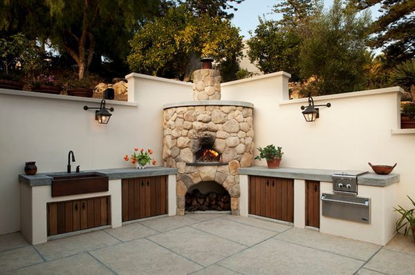 Outdoor Kitchen Access Doors With Images Outdoor Kitchen Pizza Oven Outdoor