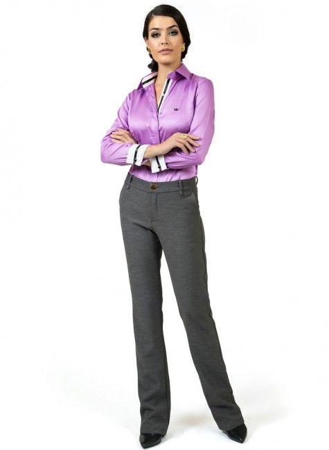 camisa fio egipcio acetinado premium principessa glaucia look completo