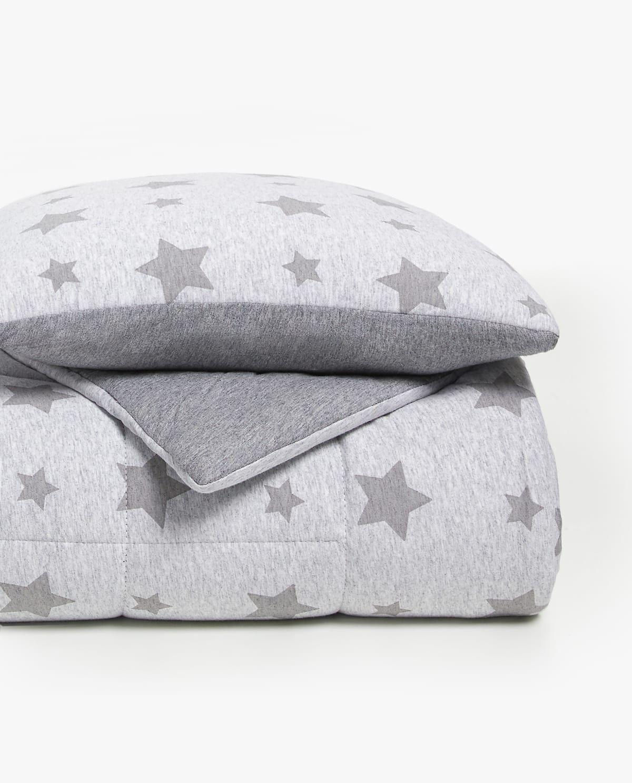 STAR PRINT JERSEY QUILT   Jersey quilt, Zara home, Zara ...