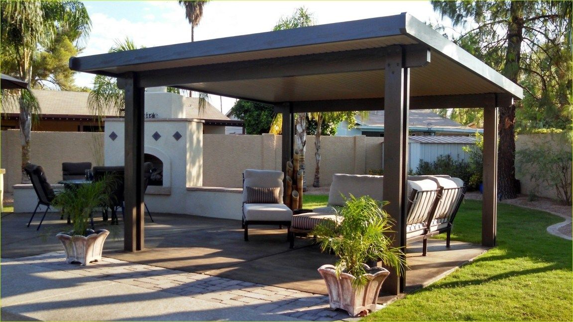 40 Cozy Relaxing Detached Patio Roof Ideas