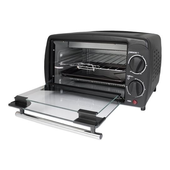Small Cooker Oven Bake Grill Toaster Table Top Compact Student Carrying Chops Mini Oven Electric Oven Oven