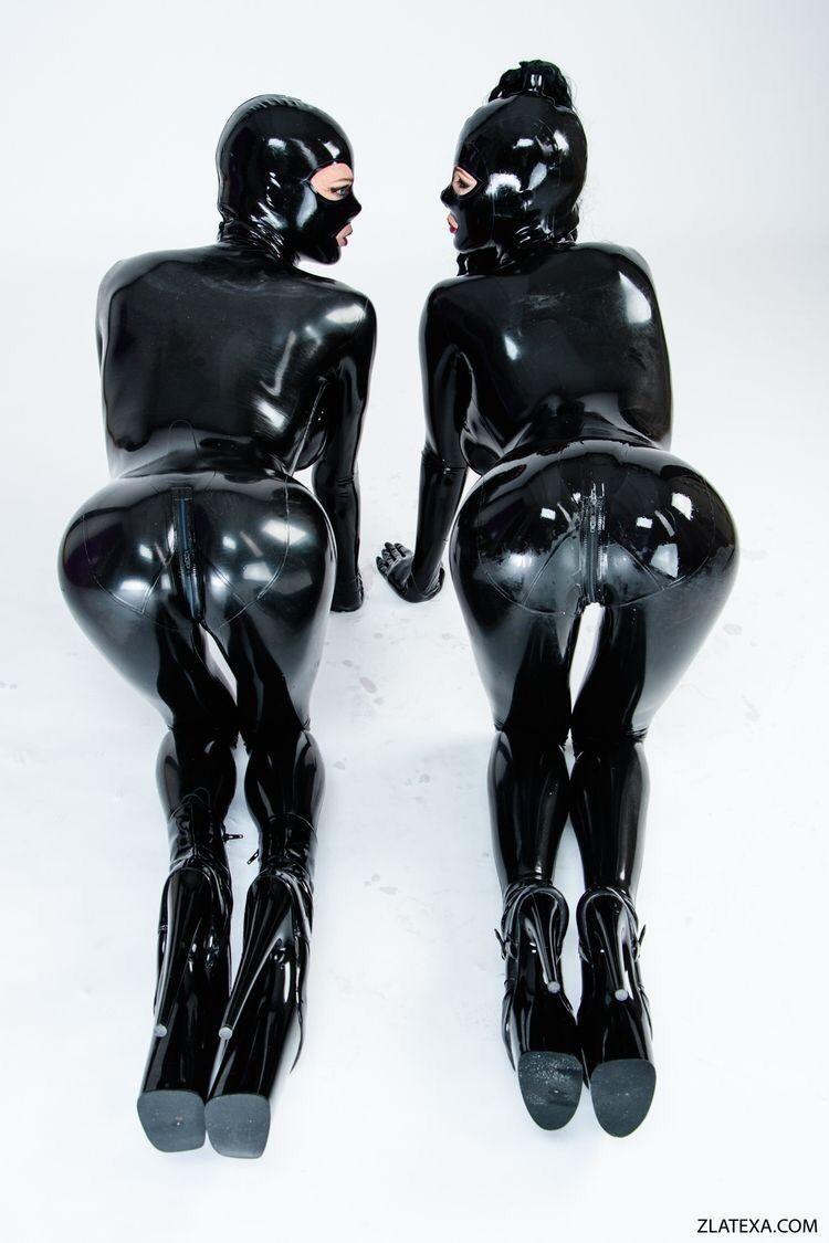 febb8d98b Latex leather Fetishism | TIA BUENA | Schöne hintern und Nylons