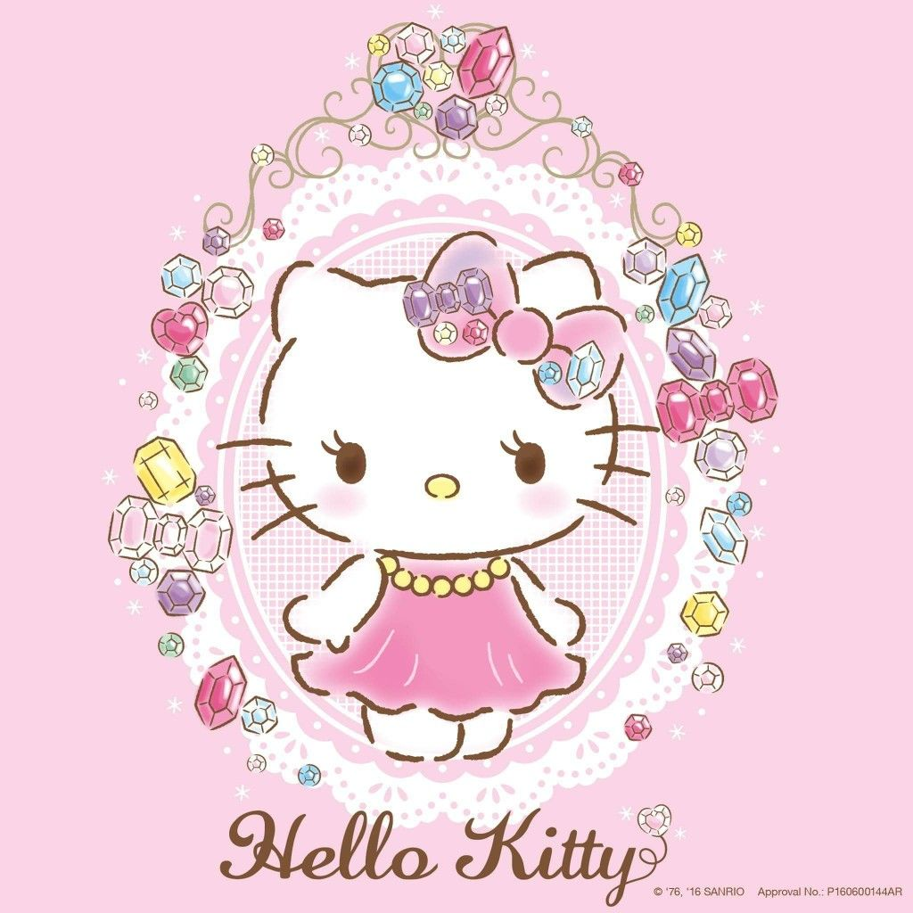 Must see Wallpaper Hello Kitty Painting - b47f403ff094eb6155b52f0bef795e41  Best Photo Reference_901051.jpg
