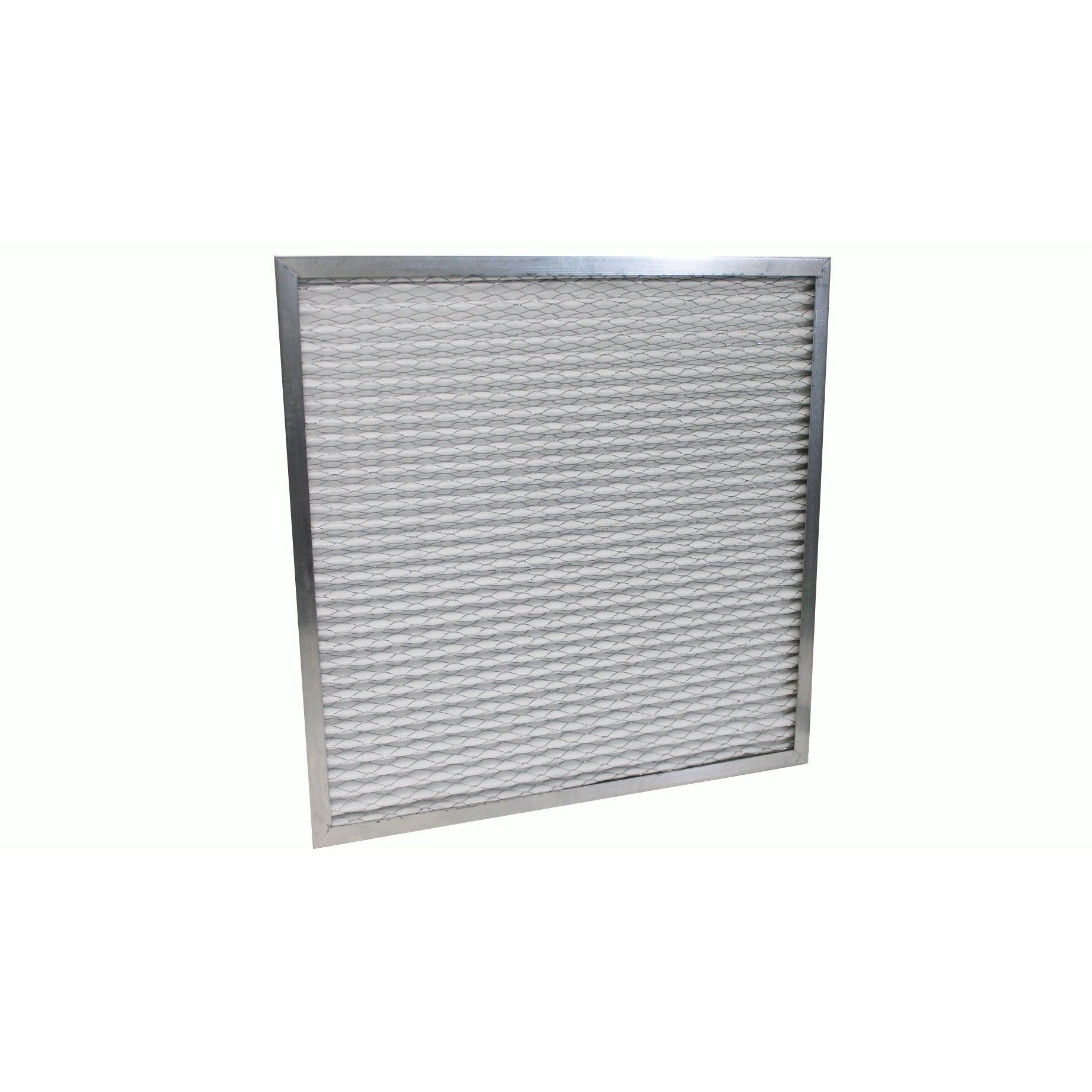 1 Permanent and Washable HVAC Filter, MERV6 Rating