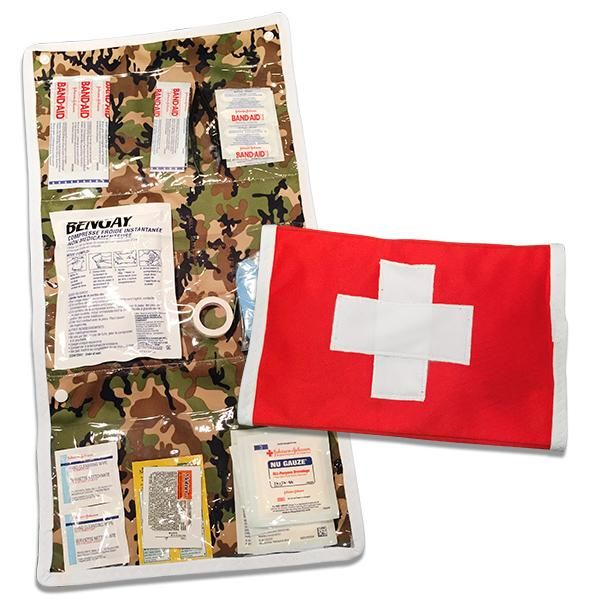 Roll-up First Aid Kit | Babyville Boutique™