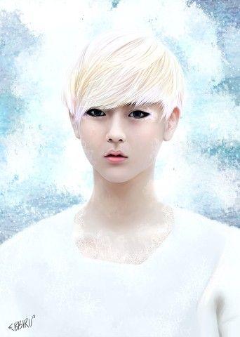Choi mInki :) Nuest ... cantante coreano