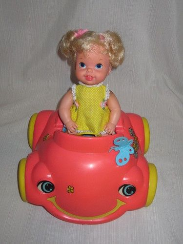 Vintage Baby Go Bye Bye Doll Loved This Doll Childhood Toys