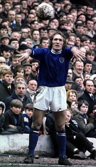 Len Glover Leicester City 1971
