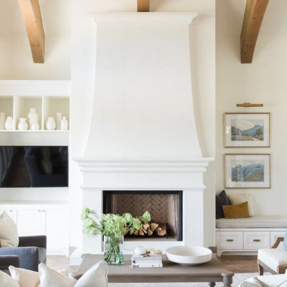T O N I E L M E R On Instagram I Love The Look Of Traditiona French Country Living Room Country Living Room