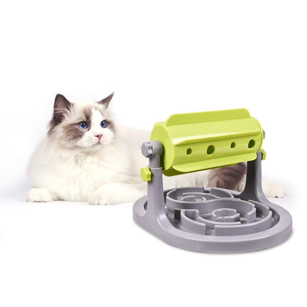 cat treat feeder