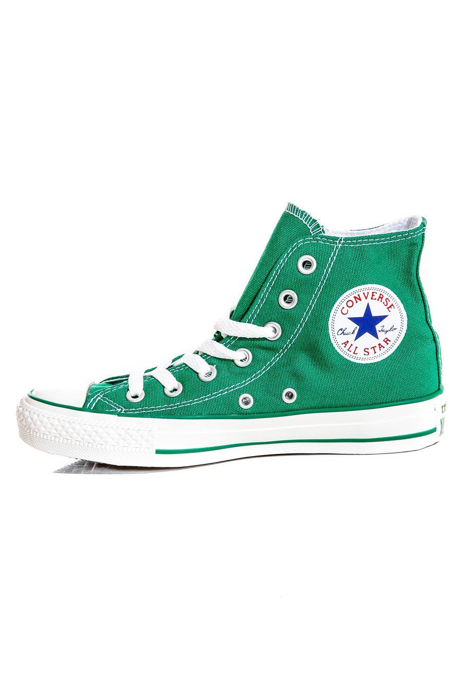 36 All Green Star Taille Montante Celtic Converse jc35S4LqAR