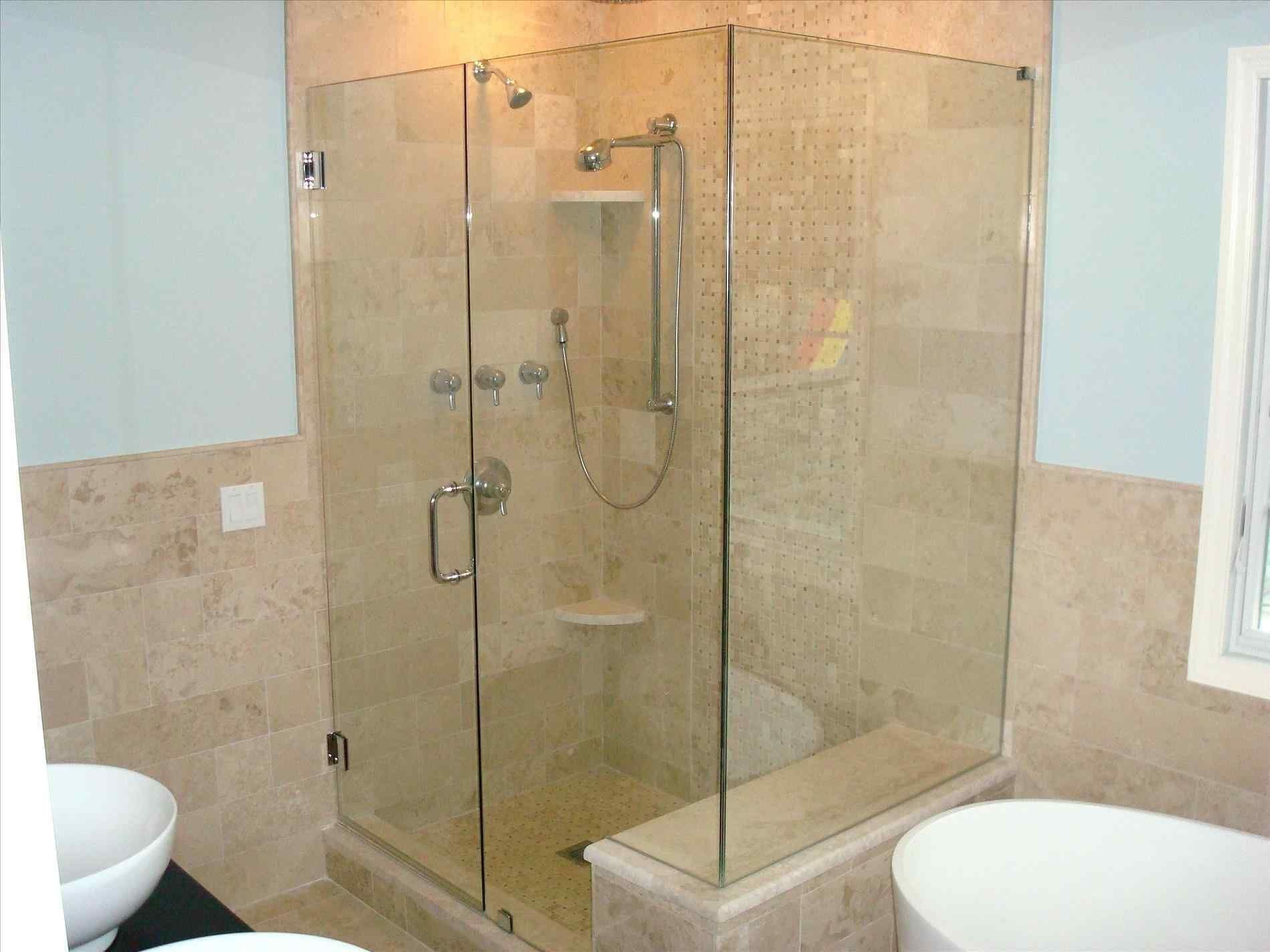 Glass Enclosed Shower With Bench Google Search With Images