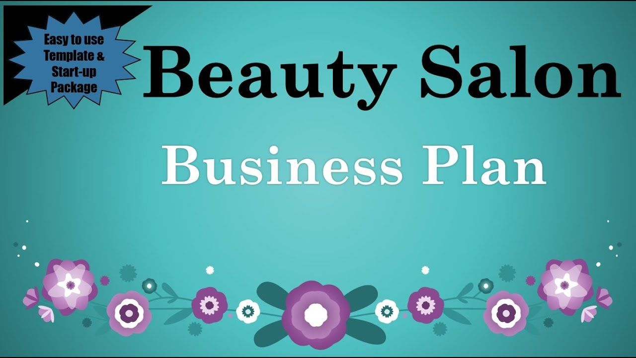Beauty salon business plan template business plan how to videos beauty salon business plan template wajeb Images