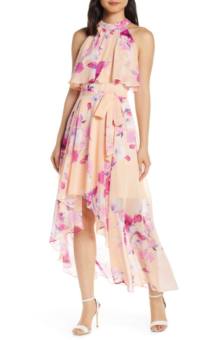 Summer Wedding Guest Dresses Dress For The Wedding High Low Maxi Dress Maxi Dress Dresses