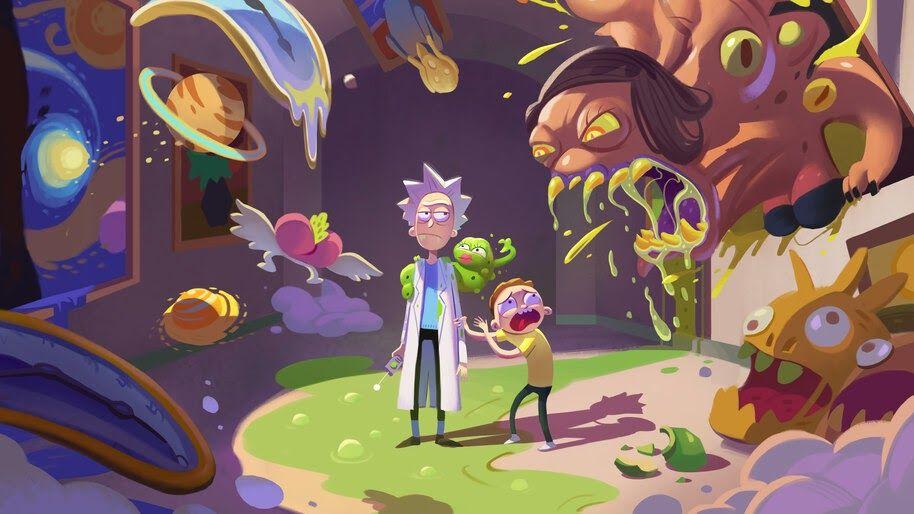 12 Rick And Morty Iphone Wallpaper Reddit Nike Wallpaper Cartoon Wallpaper Rick And Morty Vaporwave Wallpaper