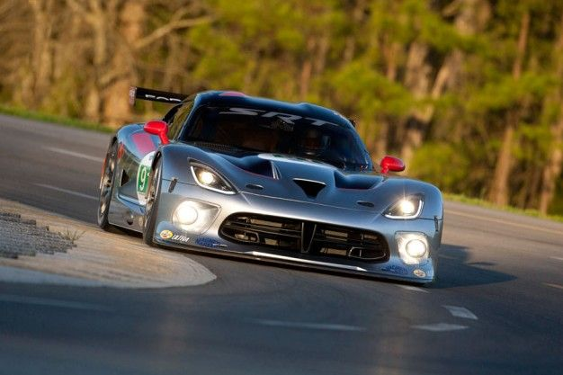 SRT Viper GTS-R to make American  Le Mans Debut at Mid-Ohio