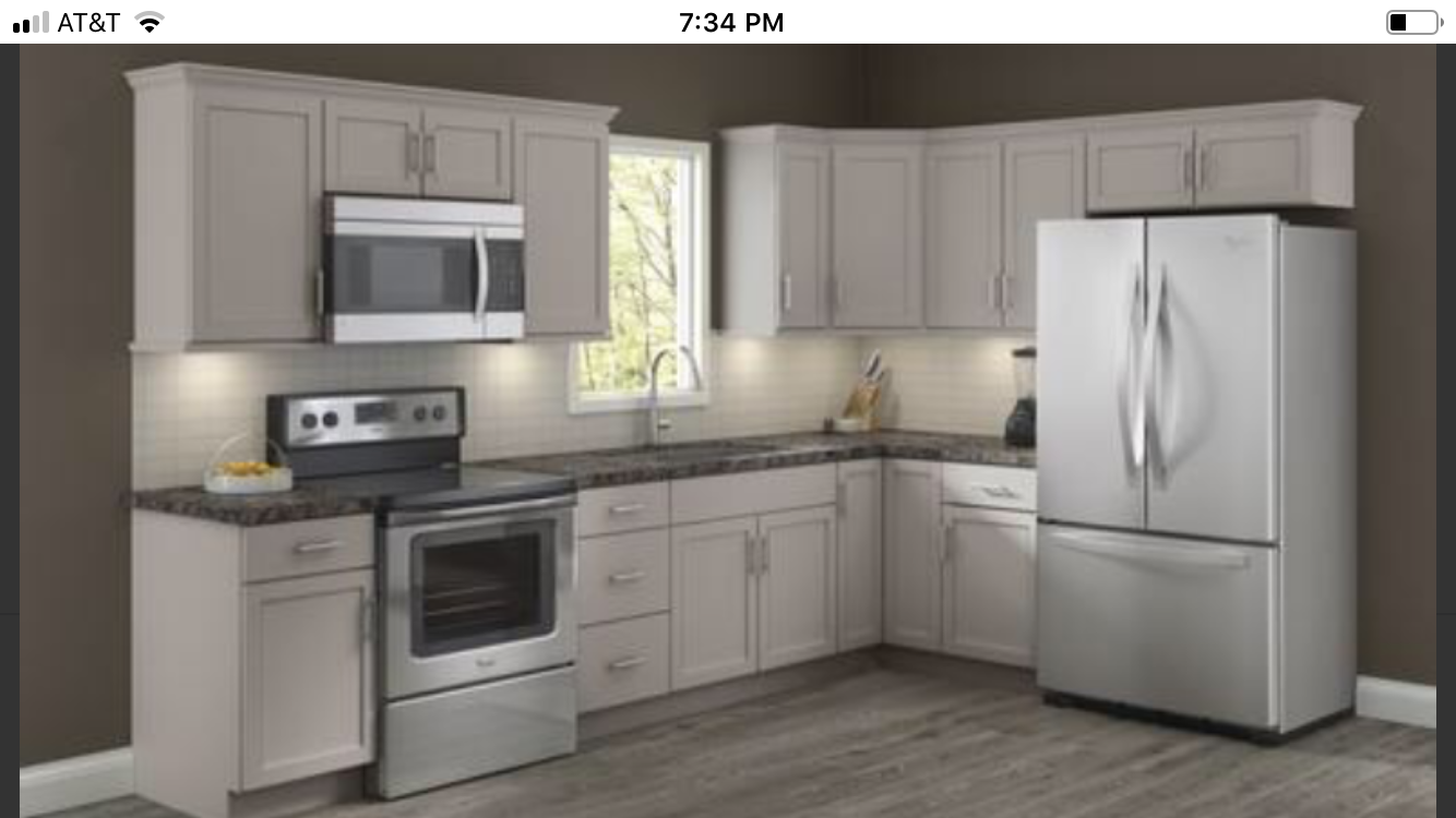 Cardell Langston White Cabinets Menards Kitchen Cabinets Grey Kitchen Cabinets Kitchen Cabinets