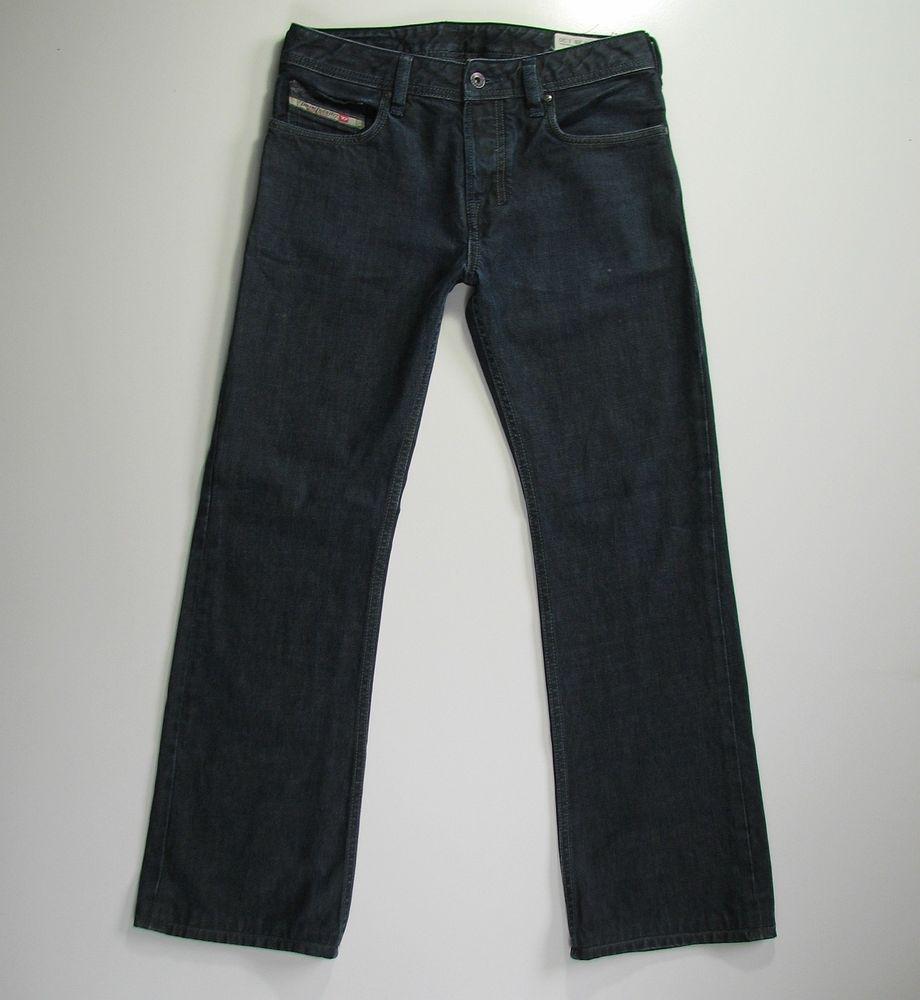 5a9d7434 DIESEL MENS 34 X 34 LARKEE 0088Z REGULAR STRAIGHT LEG JEANS #Diesel | Jeans  | Diesel jeans, Jeans, Pants