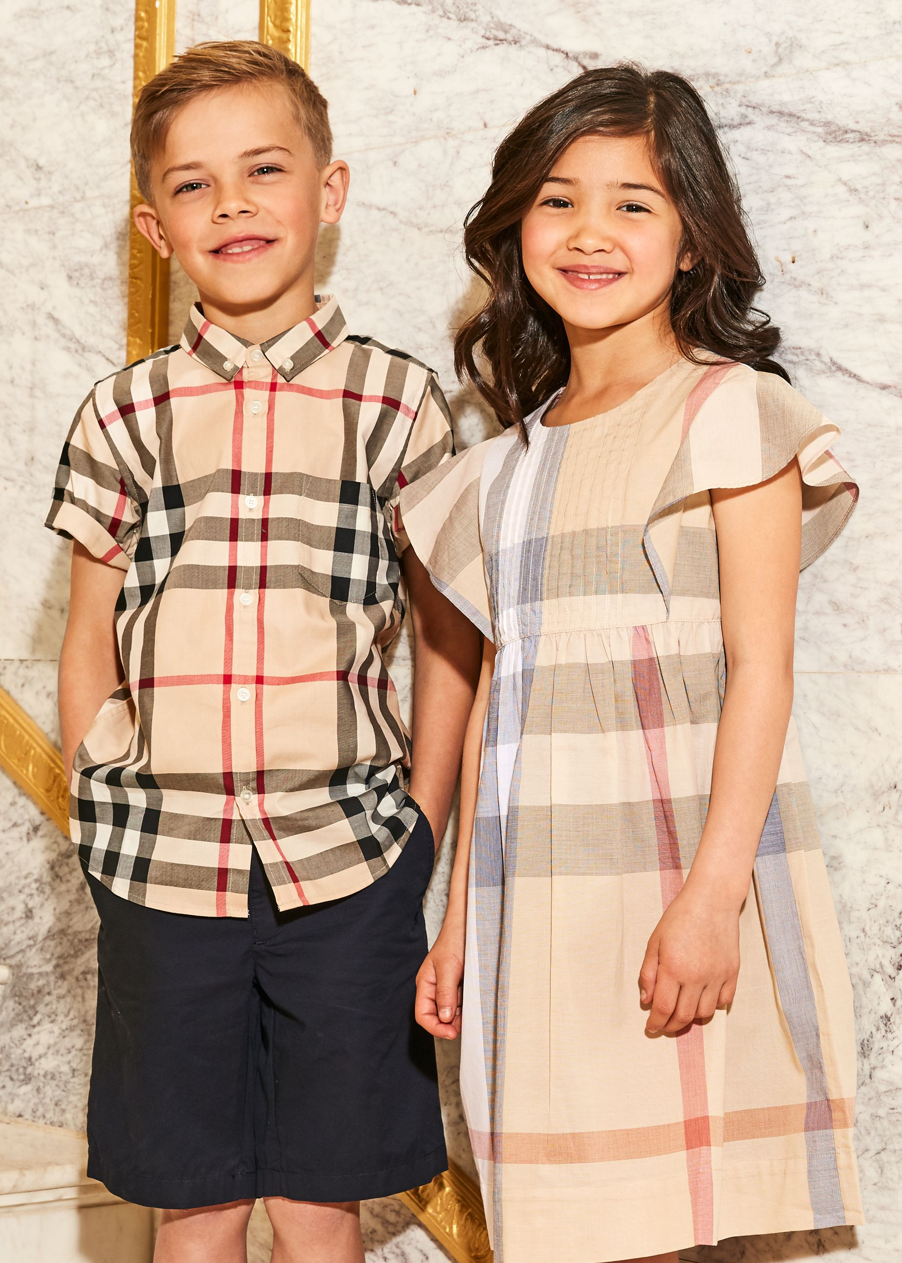 adf08f35c Celebrate Eid al-Fitr in style with our selection of luxury clothing for  boys, girls and baby