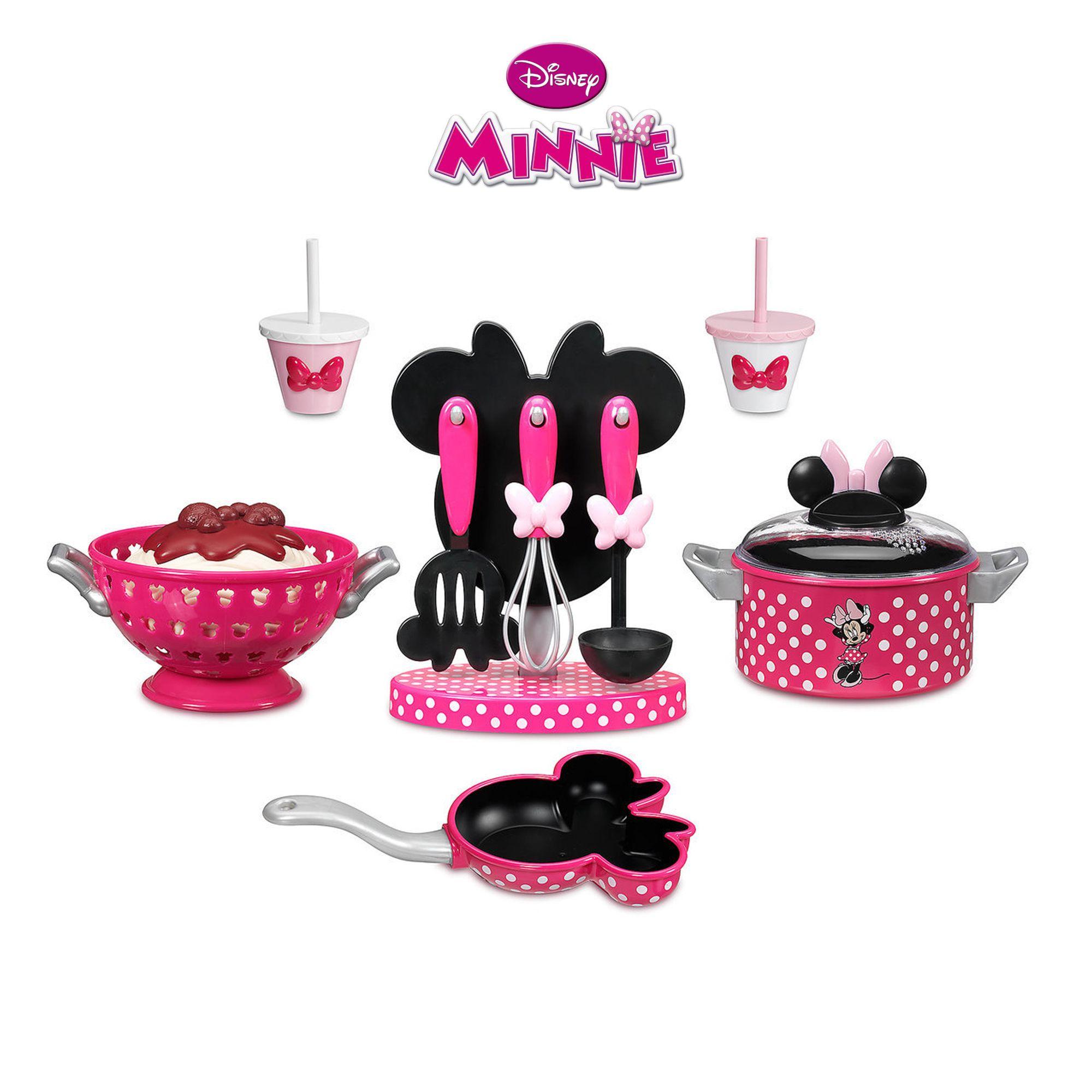 Minnie Mouse Juego De Cocina Marca Disney Minnie Mouse Juego De