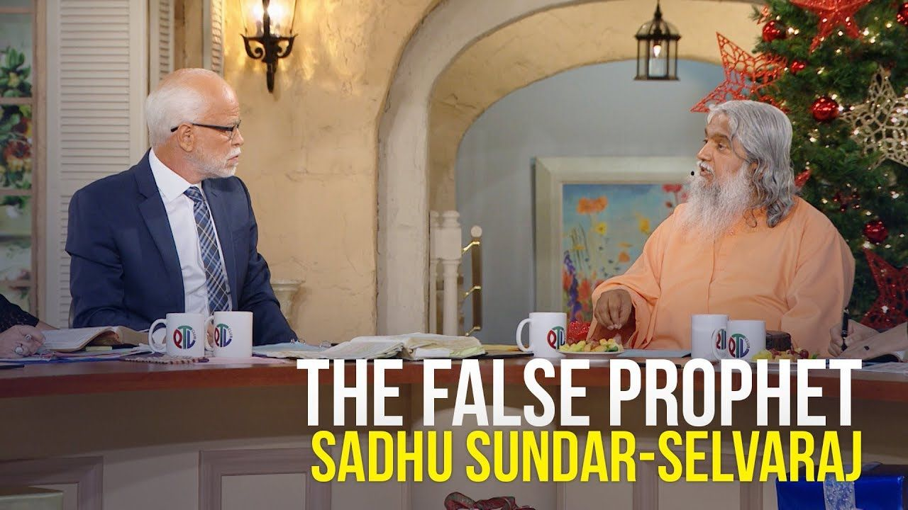 Selvaraj false prophet sadhu Prophet Sadhu