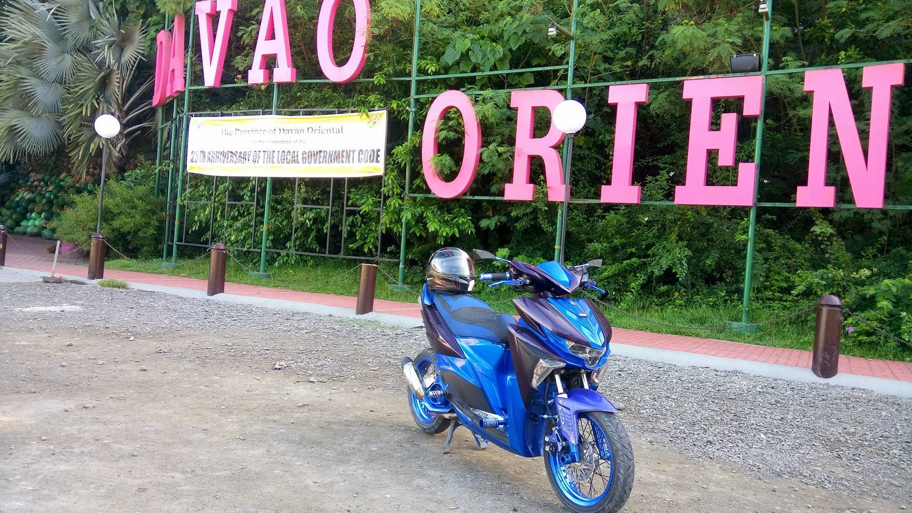 Rent a motorcycle in Davao city YamahaMio Soul 125cc