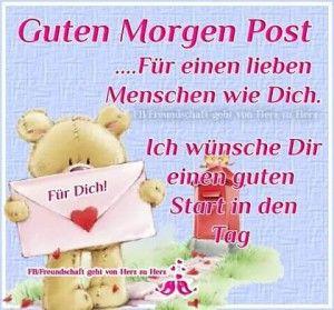 Pin Von Claudia Mohr Auf Guten Morgen Guten Morgen Guten