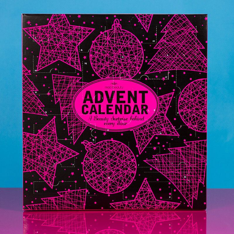 Imagine an Advent Calendar that makes you feel prettier every day