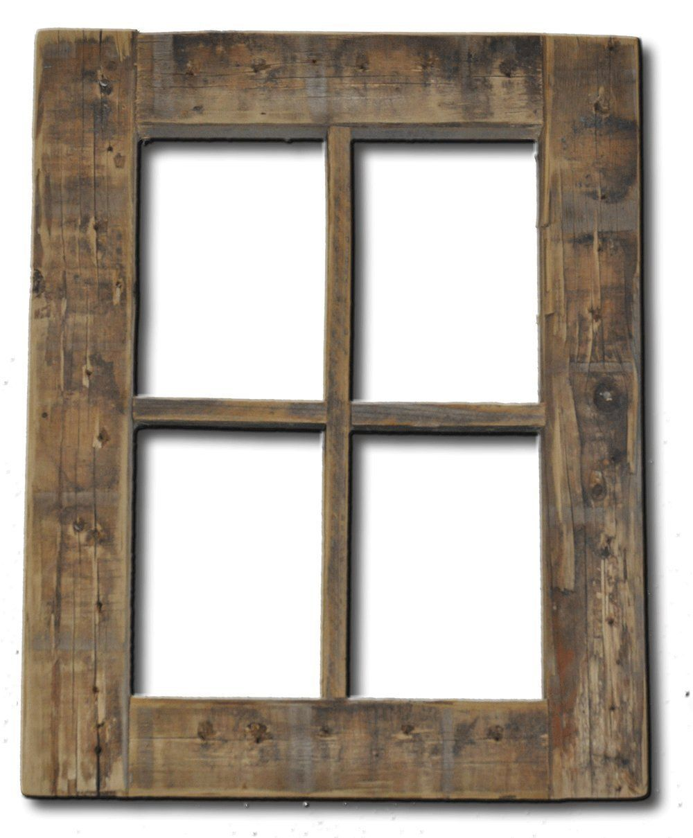 Amazon.com - Primitive Rustic Window Frame. Plus Free Shipping ...