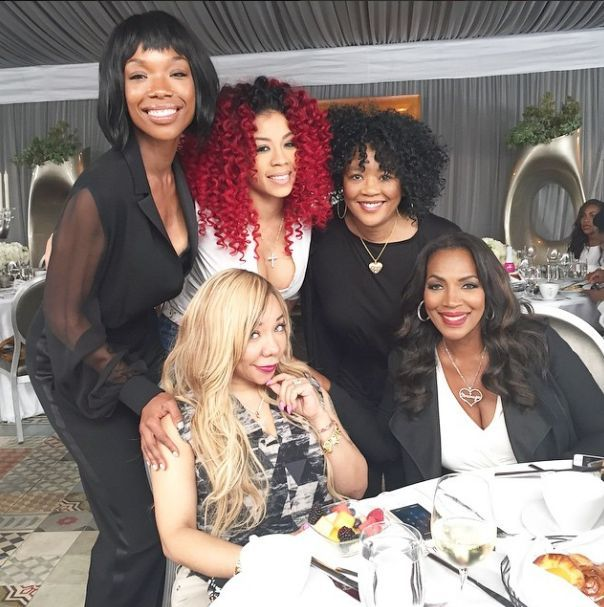 Keyshia Cole Biological Mother