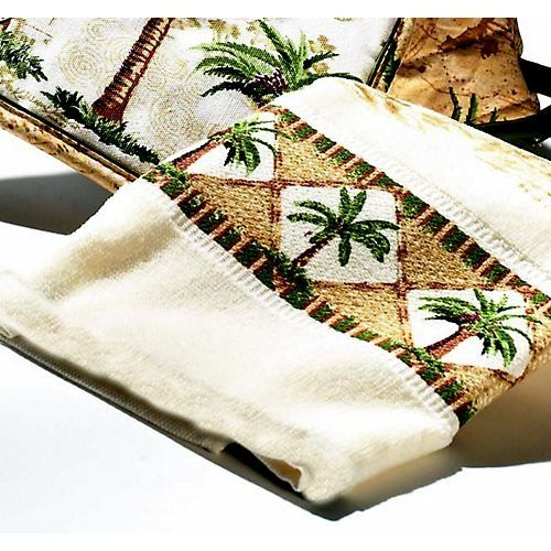 Palm Tree Bath Towels | Kay Dee Designs Palm Tree Kitchen Dish Towel