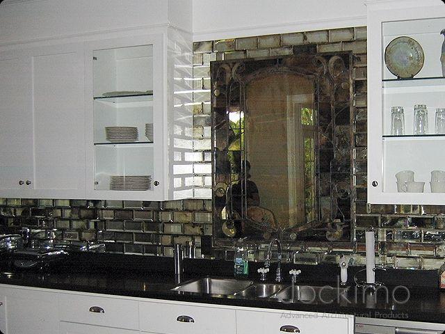 The Kitchen Show Cast subway tile glass slide show - cast glass, glass flooring, antique