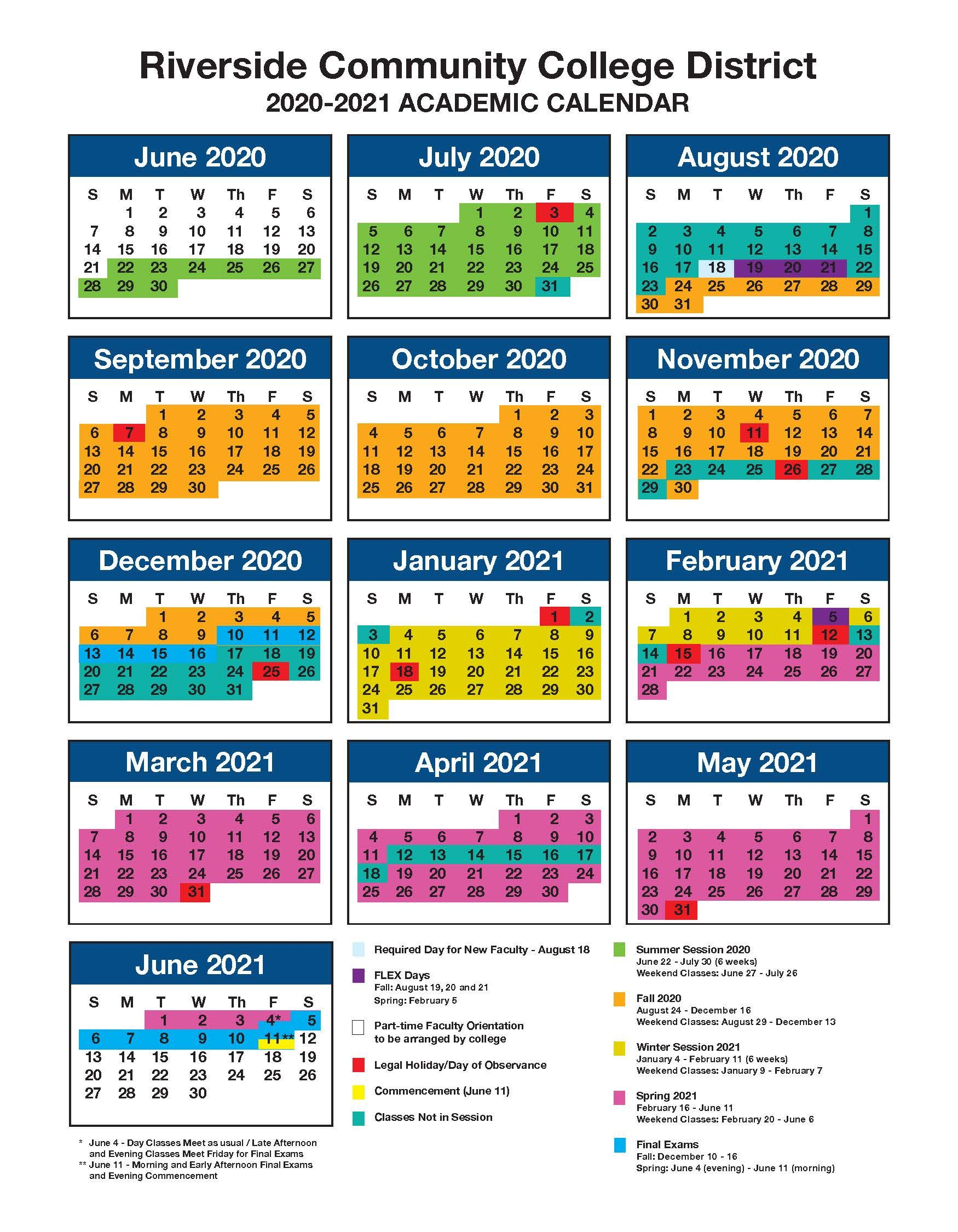 Csulb Calendar 2021 Golden West College Winter Break Schedule 2021 | Academic calendar