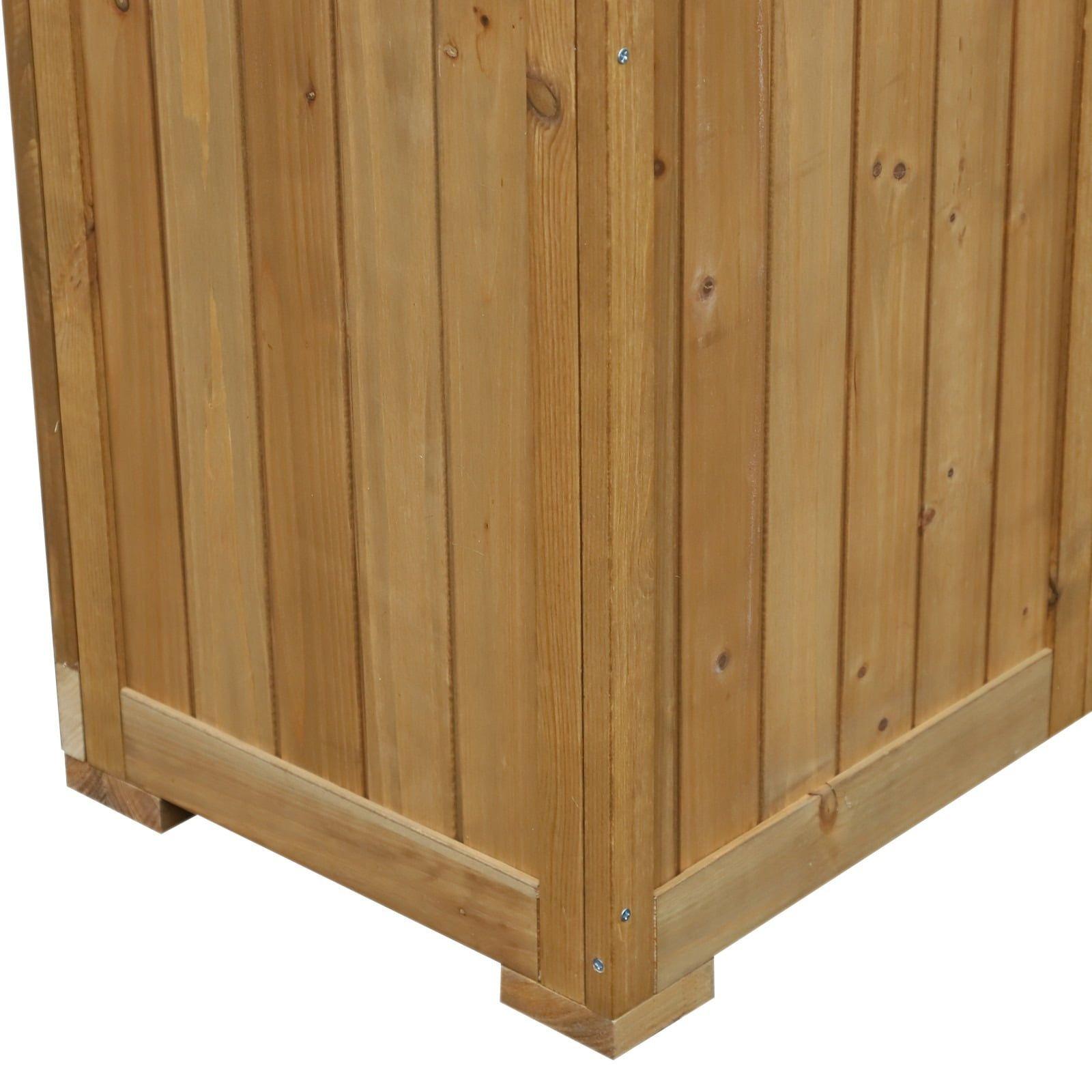 {title} (con immagini) Ripiani in legno, Armadio esterno