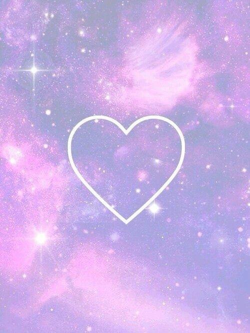 Heart Galaxy And Wallpaper Image Heart Wallpaper Iphone Wallpaper Cute Wallpapers Iphone galaxy heart wallpaper