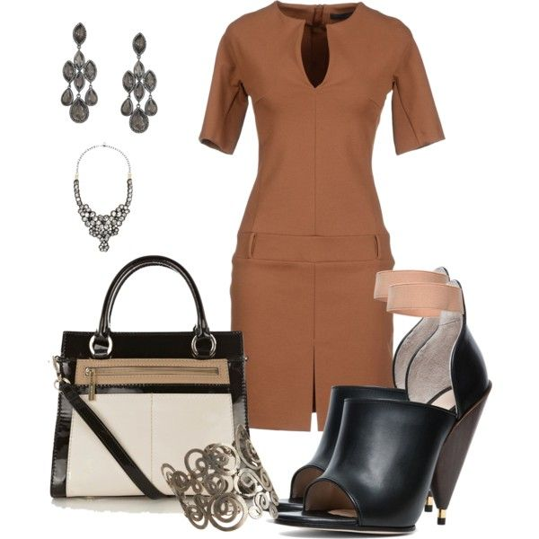 The Meeting Contest by vonshelman on Polyvore