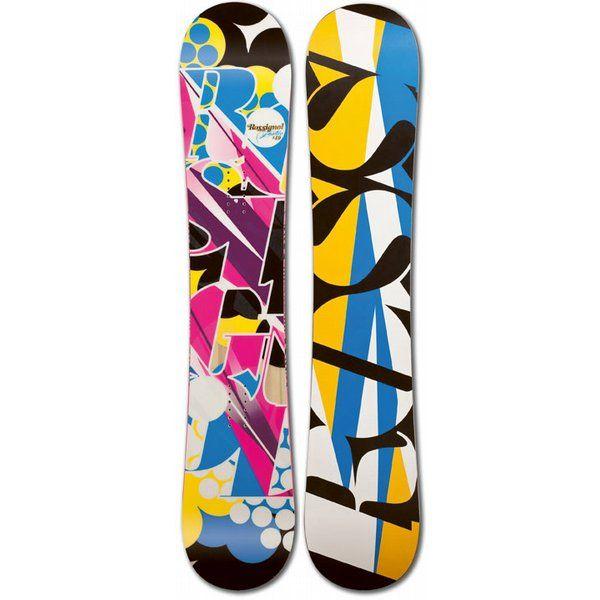 Rossignol Justice Amptek All Mountain Women's Snowboard