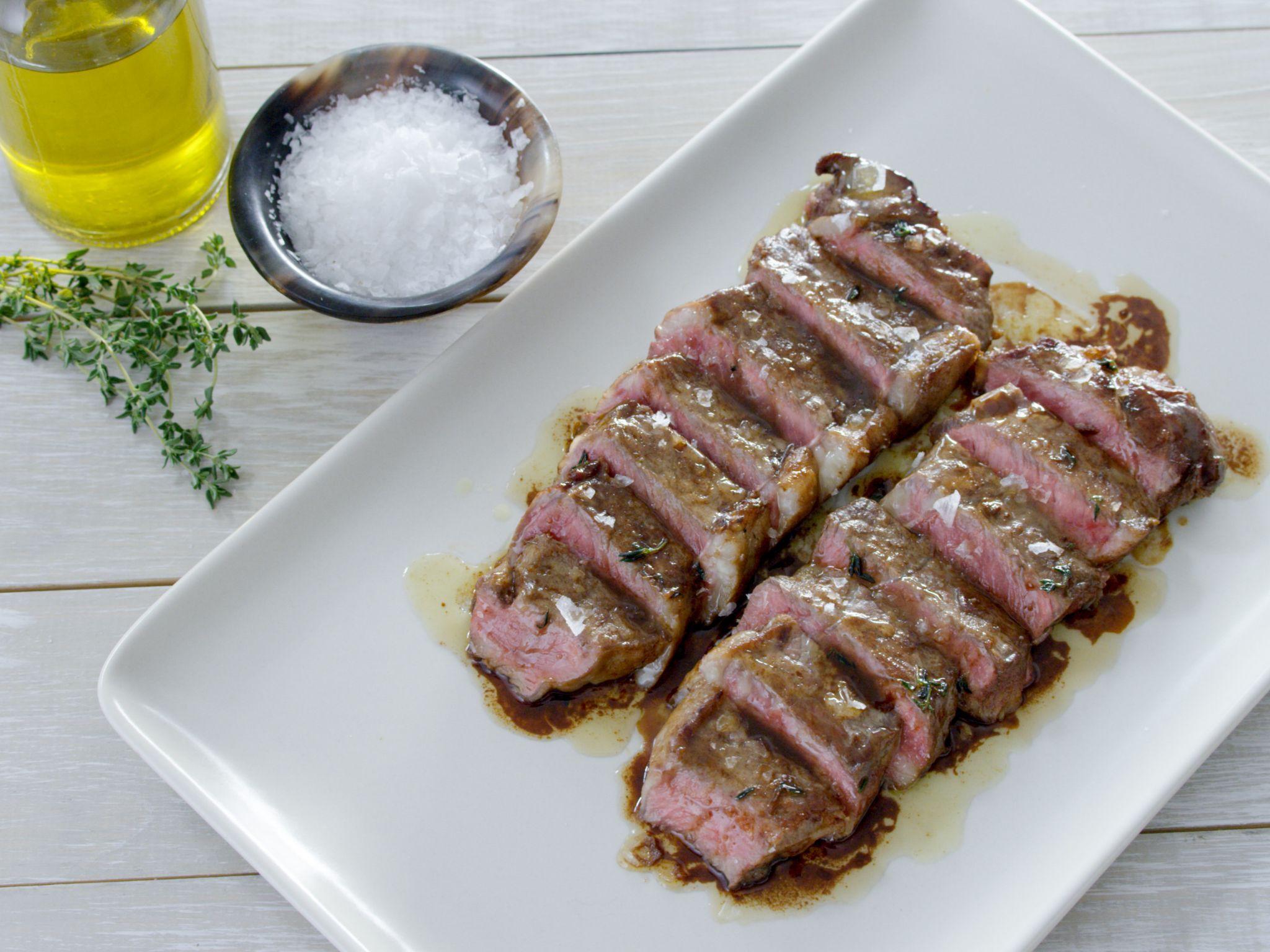 Ny strip steaks recipe tyler florence strip steak and steak forumfinder Gallery
