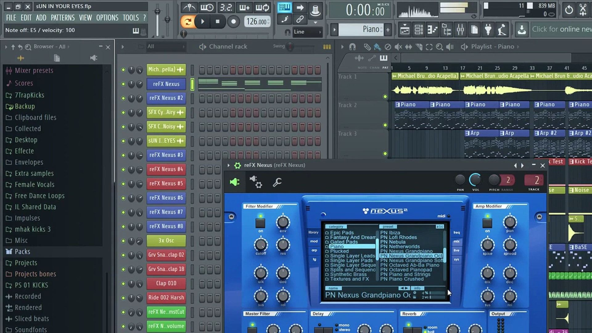nexus vst download free full